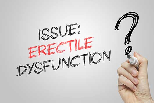 Erectile Dysfunction drug/ medicine for Patients on nitrates and alpha blockers